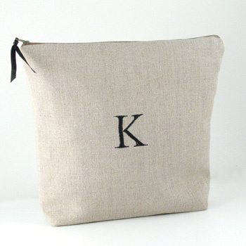Personalized Lingerie Bags, Large Travel Bags