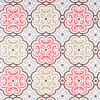 PC50 coral Moroccan tile