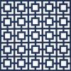 PC54 navy lattice